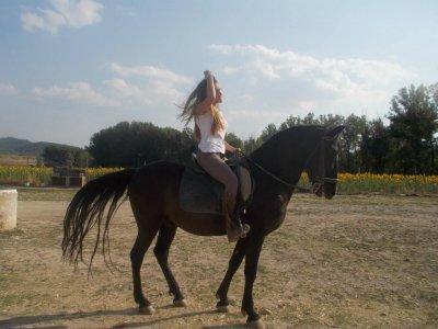 Horseback riding tour in Cuenca's mountains