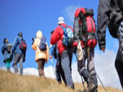 Mendip Snowsport Centre Hiking