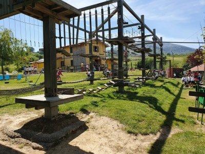 Multi-adventure camp on Easter, 7 days
