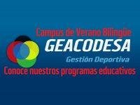 Geacodesa gestión deportiva Campus de Fútbol