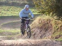 Mountain biking is a great outdoors activity.