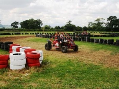 Dirt Buggy Racing