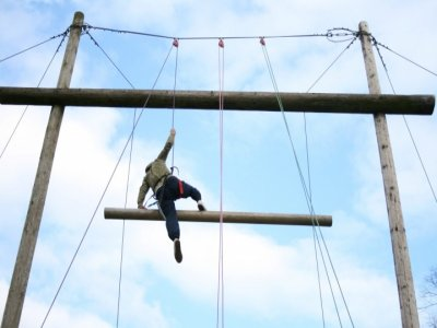 The Edge Adventure Activities High Ropes