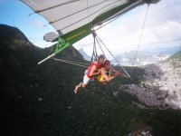 Two seat hand glider