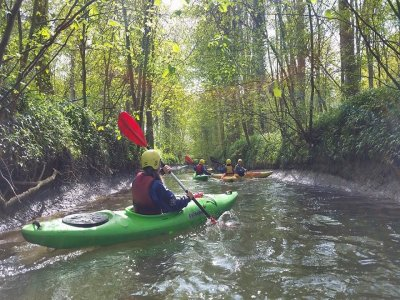 East Barnby Outdoor Centre Kayaking