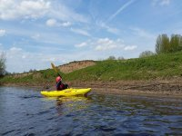 Kayaking for primary kids