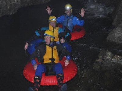 Destination Cumbria Caving