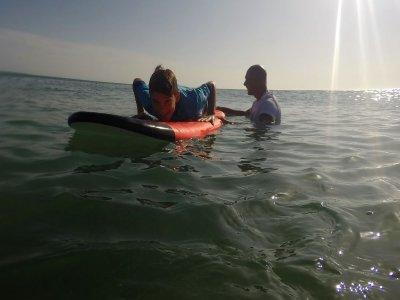 Surfing course in Cádiz, 2 days