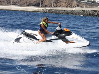 Jet ski tour in Lanzarote, 40 minutes