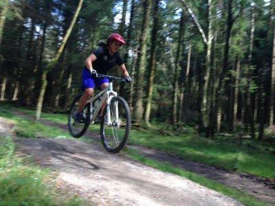 East Barnby Outdoor Centre Mountain Biking