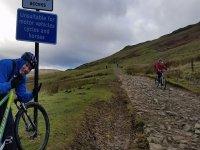 Fun and risky trails.