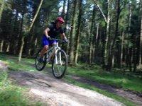 Extreme Mountain Biking!
