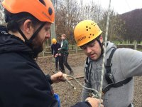 The most qualified instructors are in East Barnby Outdoor Centre!
