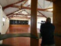 Outdoor Shooting Range.