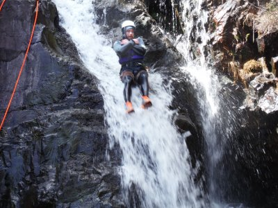 Canyoning and Gorge Scrambles in Brynrefail, 3-5h