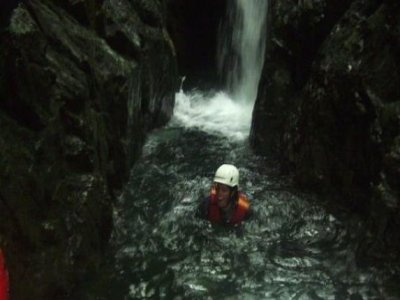 Pink Adventures Canyoning