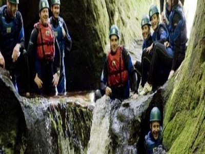 Wilderness Adventures Canyoning