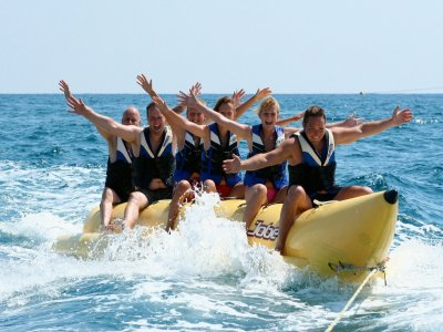 15min Banana Boat Ride in Torrevieja