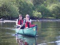 We work with Derwent Canoes