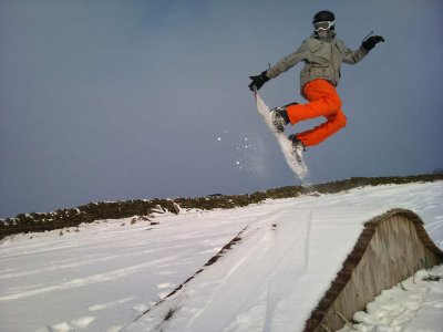Another World Adventure Centre Snowboarding