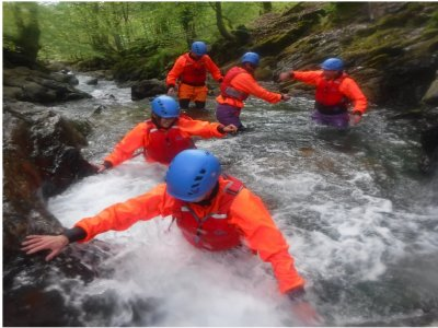 Dave's Adventure Company Canyoning