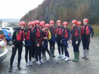Canyoning is a hen party favourite