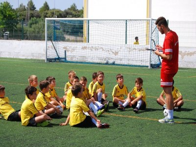 3-Week Football Campus in Madrid, Summer