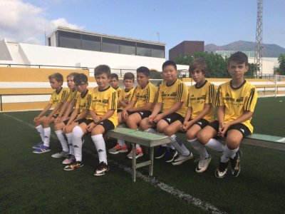 4-Weeks Urban Football Camp Barrio del Pilar