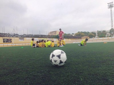 Soccer Summer Camp, Madrid, 5 days
