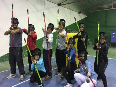 Archery Combat in León