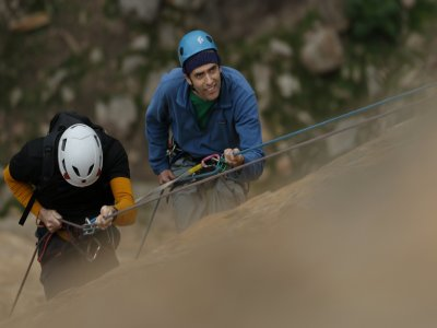 Dave's Adventure Company Abseiling