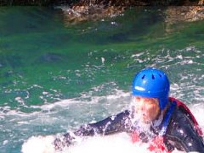 Play the Planet Canyoning