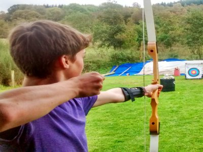 Archery Session in Comrie, 1hour