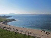 The coast of Isle of Skye