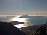 The Isle of Skye at dawn