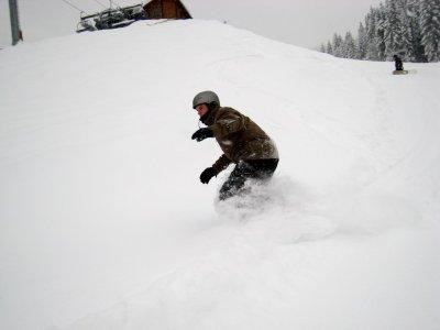 Ski Centre Dublin Snowboarding