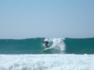 1 hour surf lesson in Huelva