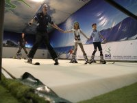 Indoor Skiing at Ski Centre Dublin