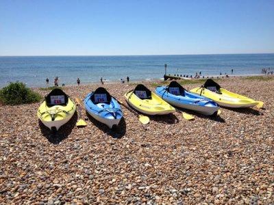 Sussex Watersports Kayaking