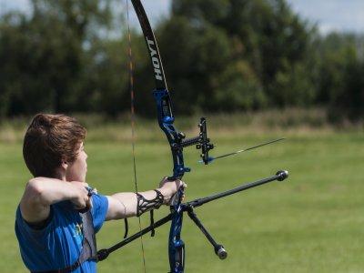 Abbey Burton Shooting School Archery