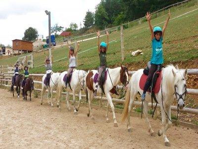Hípica San Román Ranch Campamentos Hípicos