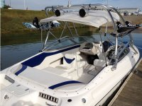 Our Awesome Wakeboarding Boat