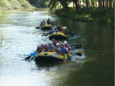 Brenes XXI Rafting
