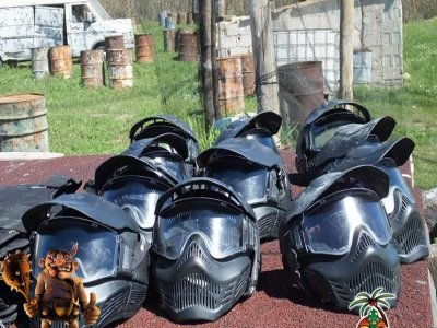Adventure Package: Kayak+Karts+Paintball, Gandía
