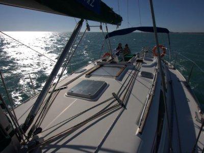 1/2 day Renting a boat in Santa Pola