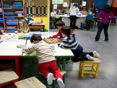 Juego de Niños Campamentos Urbanos