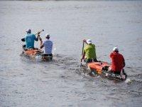 Double canoeing