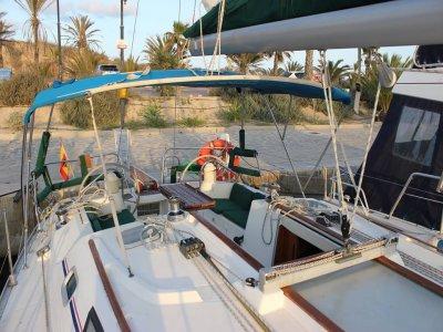 Hen party by sailboat Santa Pola 8h