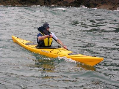 Destination Cumbria Kayaking