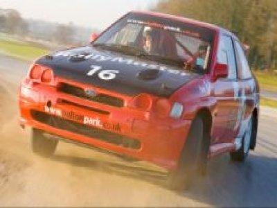 Motorsports Vision at Oulton Park Rally Driving